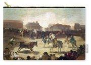 Goya: Bullfight, 1793 Carry-all Pouch