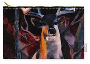 Grace Beauty And Wildness Carry-all Pouch