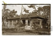Grace H Dodge Chapel Auditorium Asilomar Circa 1925 Carry-all Pouch