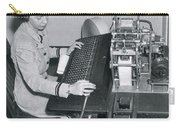 Grace Hopper, American Computer Scientist Carry-all Pouch