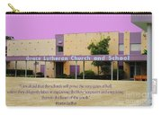 Grace Lutheran School Carry-all Pouch