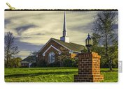 Grace United Methodist Church Carry-all Pouch