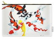 Graceful Koi Carry-all Pouch
