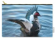 Graceful Muscovy Duck Carry-all Pouch