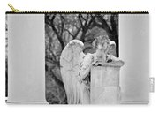 Graceland Cemetery Angel Carry-all Pouch