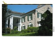 Graceland Home Of Elvis Presley, Memphis, Tennesseen Carry-all Pouch