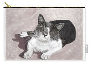 Gracie Jacks Cat Now Carry-all Pouch
