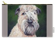 Gracie, Soft Coated Wheaten Terrier Carry-all Pouch