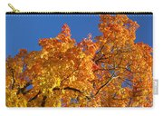 Gradient Autumn Tree Carry-all Pouch