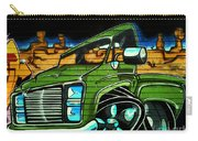 Graffiti 10 Carry-all Pouch