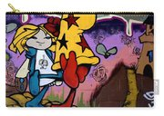 Graffiti 11 Carry-all Pouch