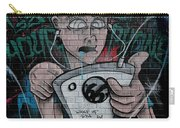 Graffiti 13 Carry-all Pouch