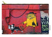 Graffiti 15 Carry-all Pouch