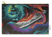 Graffiti 2 Carry-all Pouch