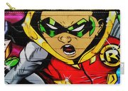 Graffiti 6 Carry-all Pouch