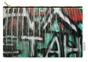 Graffiti Abstract 1 Carry-all Pouch