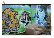 Graffiti Art Albuquerque New Mexico 7 Carry-all Pouch
