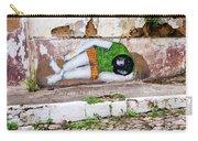 Graffiti Art Lencois Brazil Carry-all Pouch