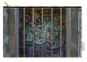 Graffiti Is Barred Carry-all Pouch