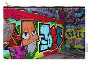 Graffiti London Style Carry-all Pouch