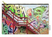 Graffiti Steps Carry-all Pouch
