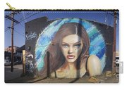 Graffiti Street Art Mural Around Melrose Avenue In Los Angeles, California  Carry-all Pouch