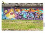Graffiti Under A Bridge Carry-all Pouch