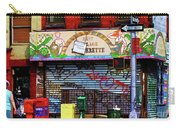 Graffiti Village Store Nyc Greenwich  Carry-all Pouch
