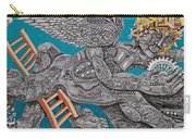 Grafitti Angel Carry-all Pouch