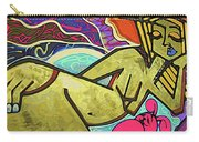 Grafitti Curves Carry-all Pouch