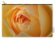 Graham Thomas Old Fashioned Rose Carry-all Pouch by Jocelyn Friis