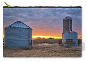 Grain Bin Sunset 2 Carry-all Pouch