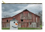 Grain Bin With Smile Carry-all Pouch