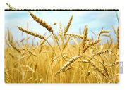 Grain Field Carry-all Pouch by Elena Elisseeva
