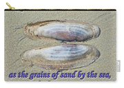 Grains Of Sand Carry-all Pouch