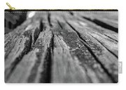 Grains Of Wood Carry-all Pouch