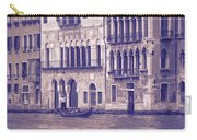 Grand Canal 2. Venice Italy Carry-all Pouch