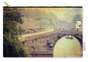 Grand Canal Bridge Suzhou Carry-all Pouch