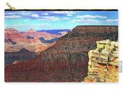 Grand Canyon # 22 - Mather Point Overlook Carry-all Pouch