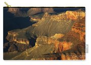 Grand Canyon Arizona Light And Shadow 1 Carry-all Pouch