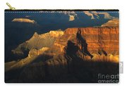 Grand Canyon Arizona Light And Shadow 2 Carry-all Pouch