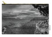 Grand Canyon Bw Carry-all Pouch