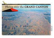 Grand Canyon Flight Carry-all Pouch