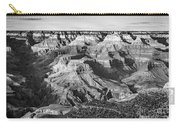Layers Of Time In The Grand Canyon Carry-all Pouch