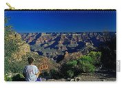 Grand Canyon Meditation Carry-all Pouch
