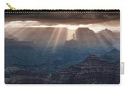 Grand Canyon Morning Light Show Pano Carry-all Pouch