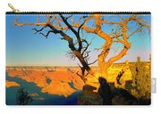 Grand Canyon National Park Winter Sunrise On South Rim Carry-all Pouch