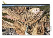 Grand Canyon Of The Yellowstone 1 Carry-all Pouch