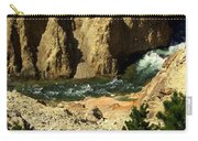 Grand Canyon Of The Yellowstone 3 Carry-all Pouch