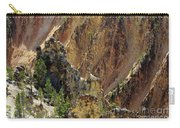 Grand Canyon Of The Yellowstone From North Rim Drive Carry-all Pouch